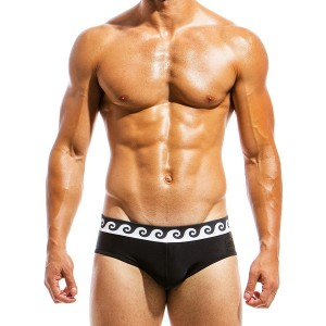 Men's swimwear brief FS1811_black