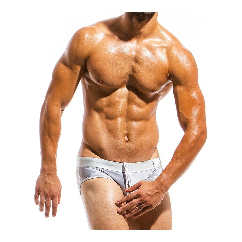 Men's swimwear brief GS1811_grey