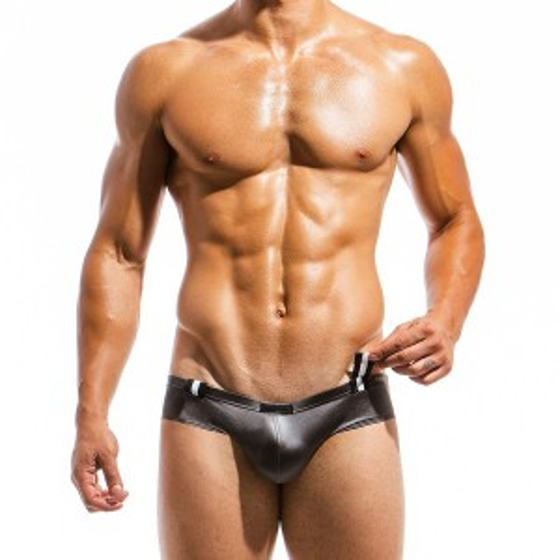 Mens swimwear brief AS1812_grey / S18