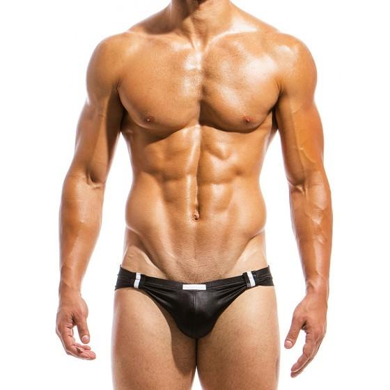 Mens swimwear brief AS1812_black / S18