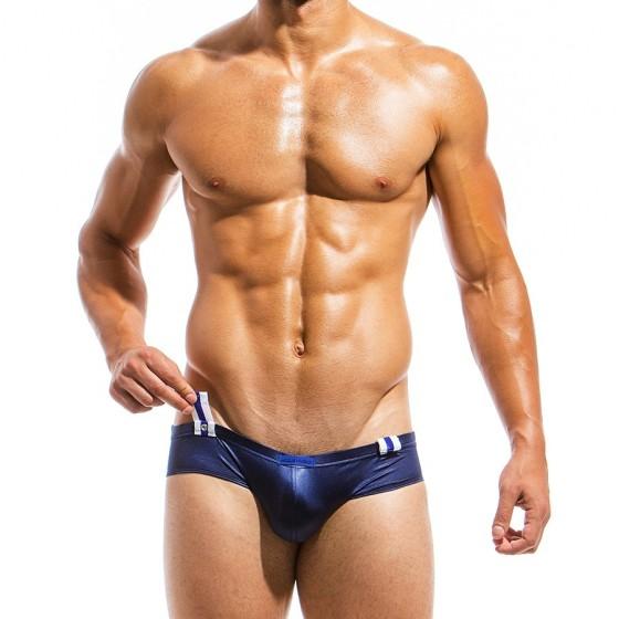 Mens swimwear brief AS1812_marine / S18