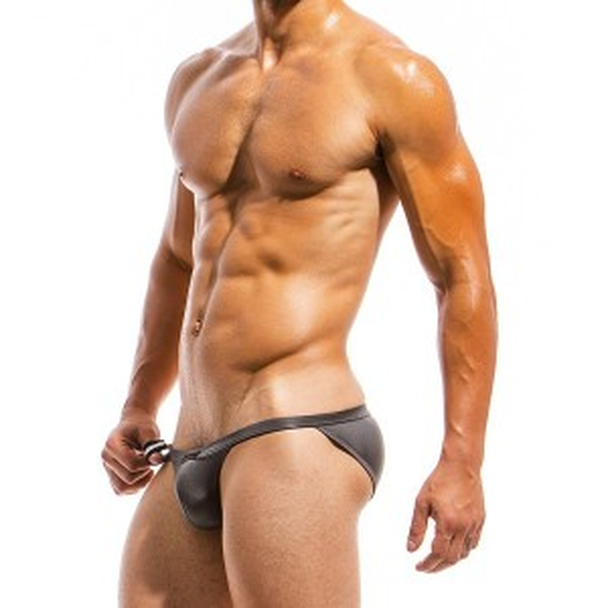 Mens swimwear tanga AS1811_grey / S18