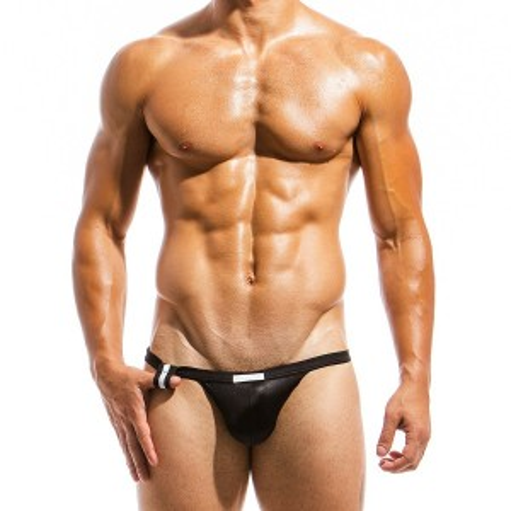 Mens swimwear tanga AS1811_black / S18