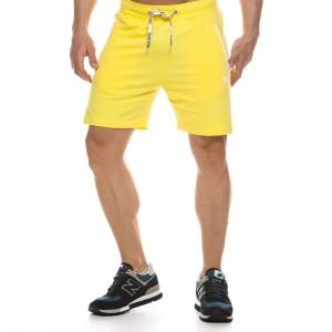 MEN'S TRAINING SHORTS 2153_yellow