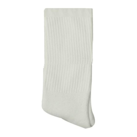 Ανδρική αθλητική κάλτσα βαμβακερή λευκή - 2101-6000-1_Whi