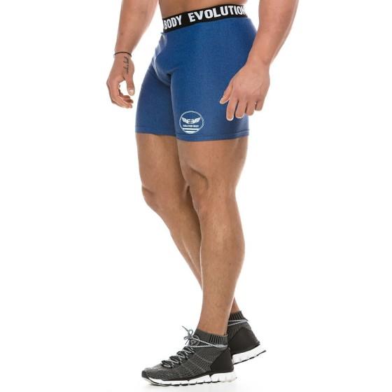 MEN'S DRI-FIT TIGHT SHORTS 2159_blue