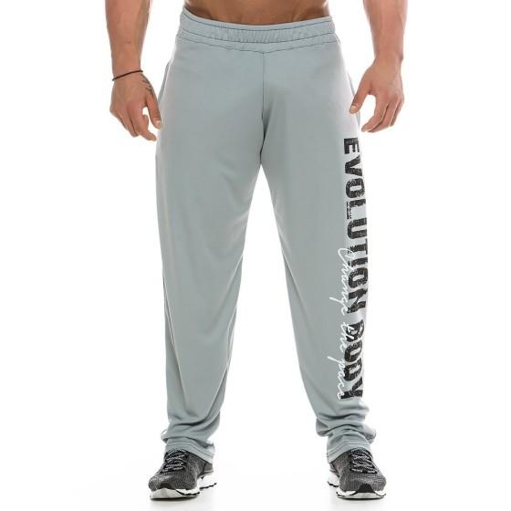 Ανδρικό παντελόνι φόρμας γκρι 2131_grey