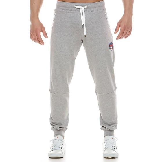 Ανδρικό παντελόνι φόρμας γκρι 2121_grey