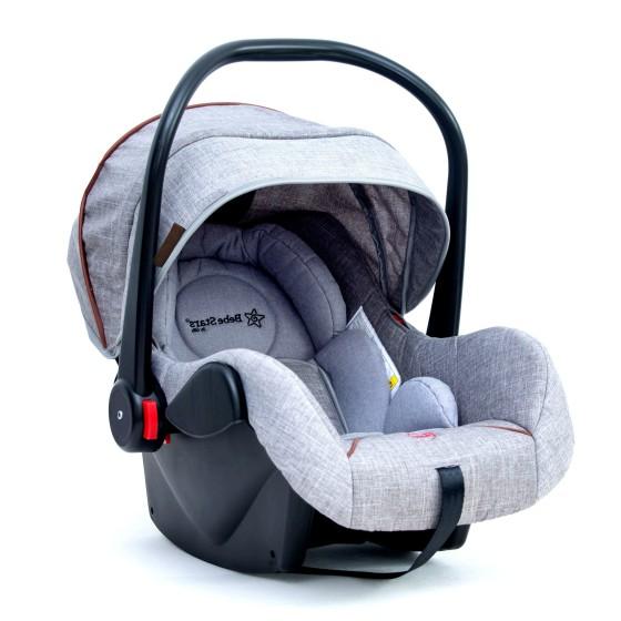 Κάθισμα Αυτοκινήτου Baby Plus Grey 007-188