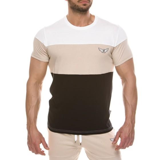 Ανδρικό t-shirt πολύχρωμο 2140_multicolor