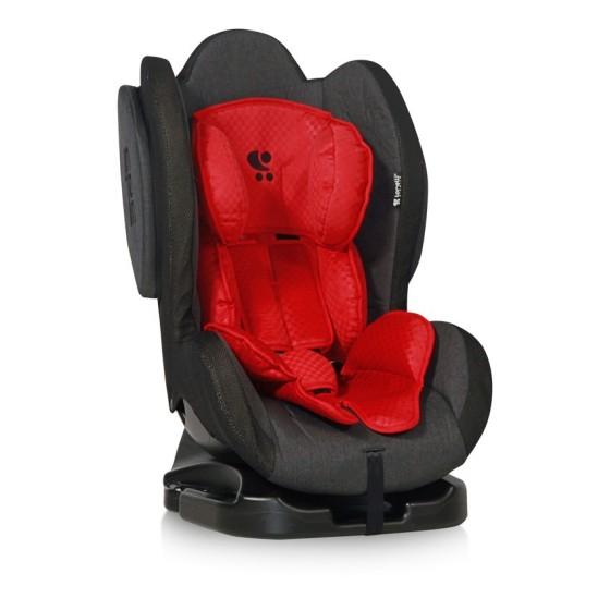 Κάθισμα αυτοκινήτου SIGMA+SPS Red&Black