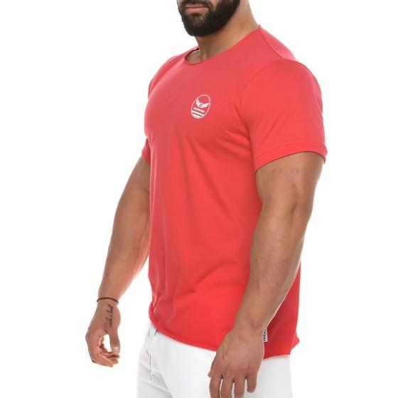 Men's t-shirt 2157_coral