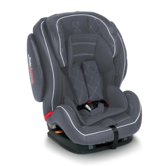 Κάθισμα αυτοκινήτου MARS+SPS Isofix Dark Grey Leather