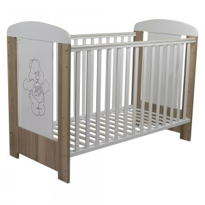 Baby Bed Sleepy Λευκό 407-09