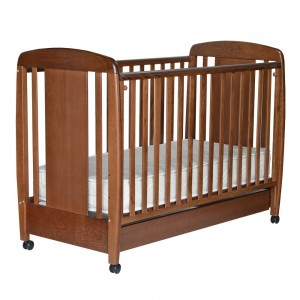 Baby Bed Prestige Walnut 416-01