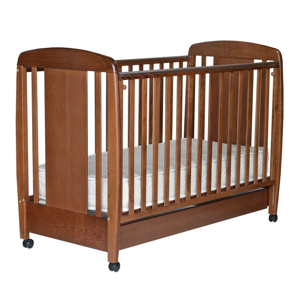 Baby Bed Prestige Walnut 416-01