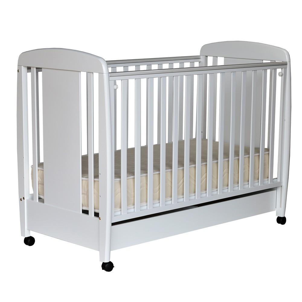 Baby Bed Prestige White 416-02