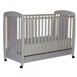 Baby Bed Prestige Grey 416-03