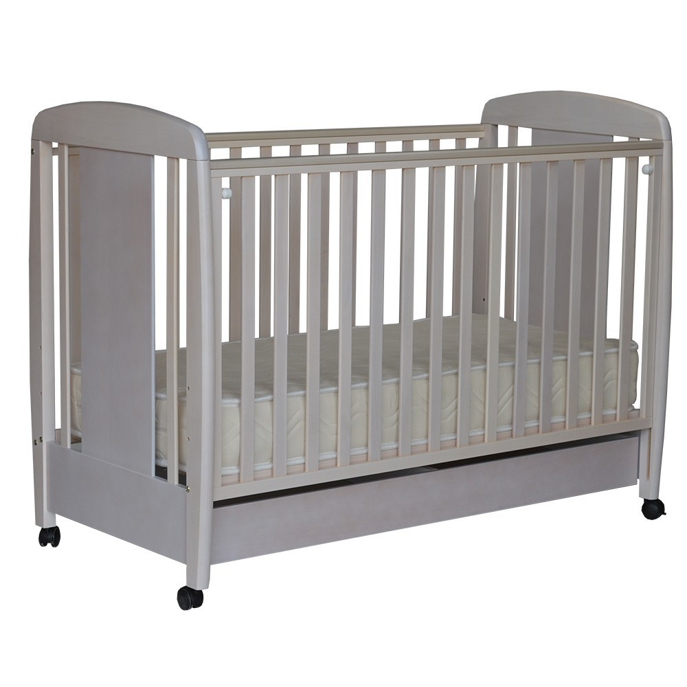 Baby Bed Prestige Grey 416-03