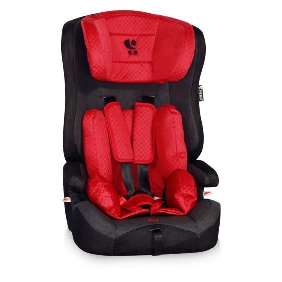 Car Seat SOLERO Isofix Red&Black