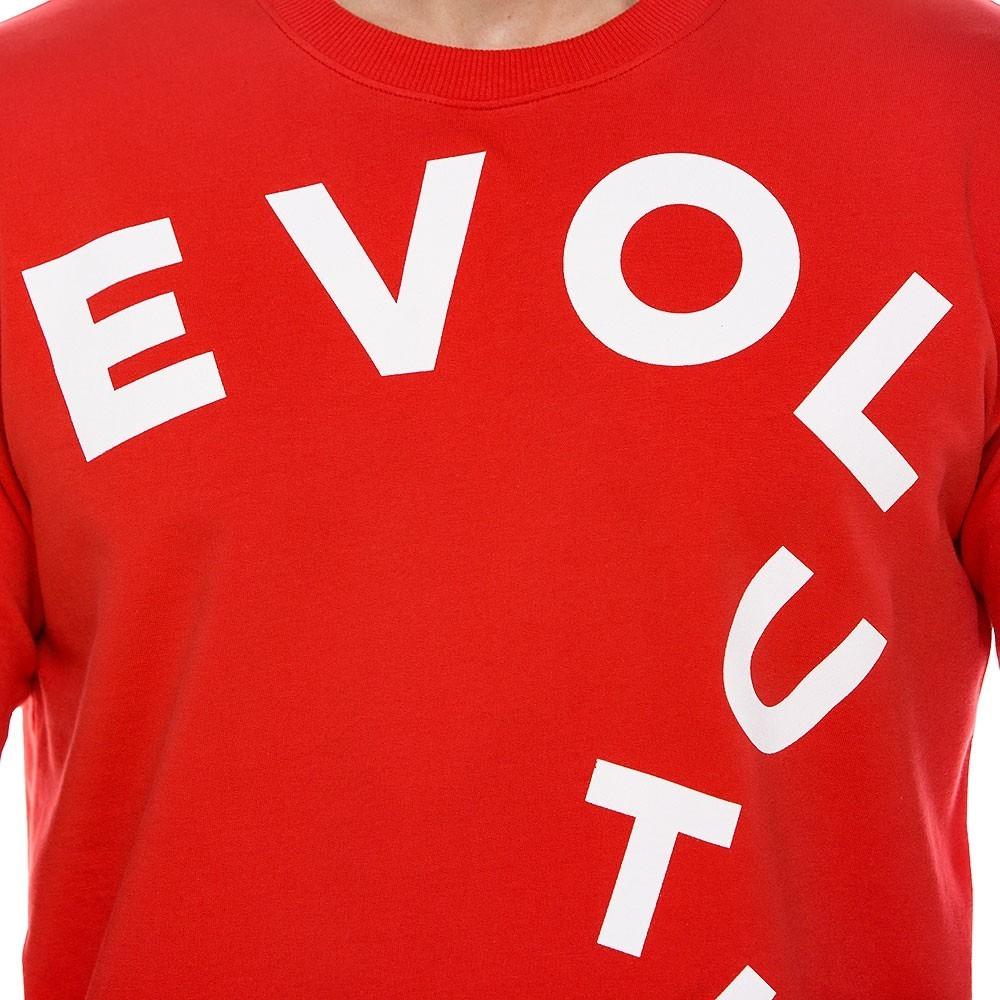 cd9984130889 Ανδρική αθλητική μπλούζα κόκκινη 2120 red