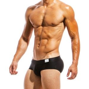 Men's Swimwear brief MS1811_black