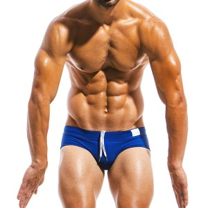 Men's Swimwear brief MS1811_blue