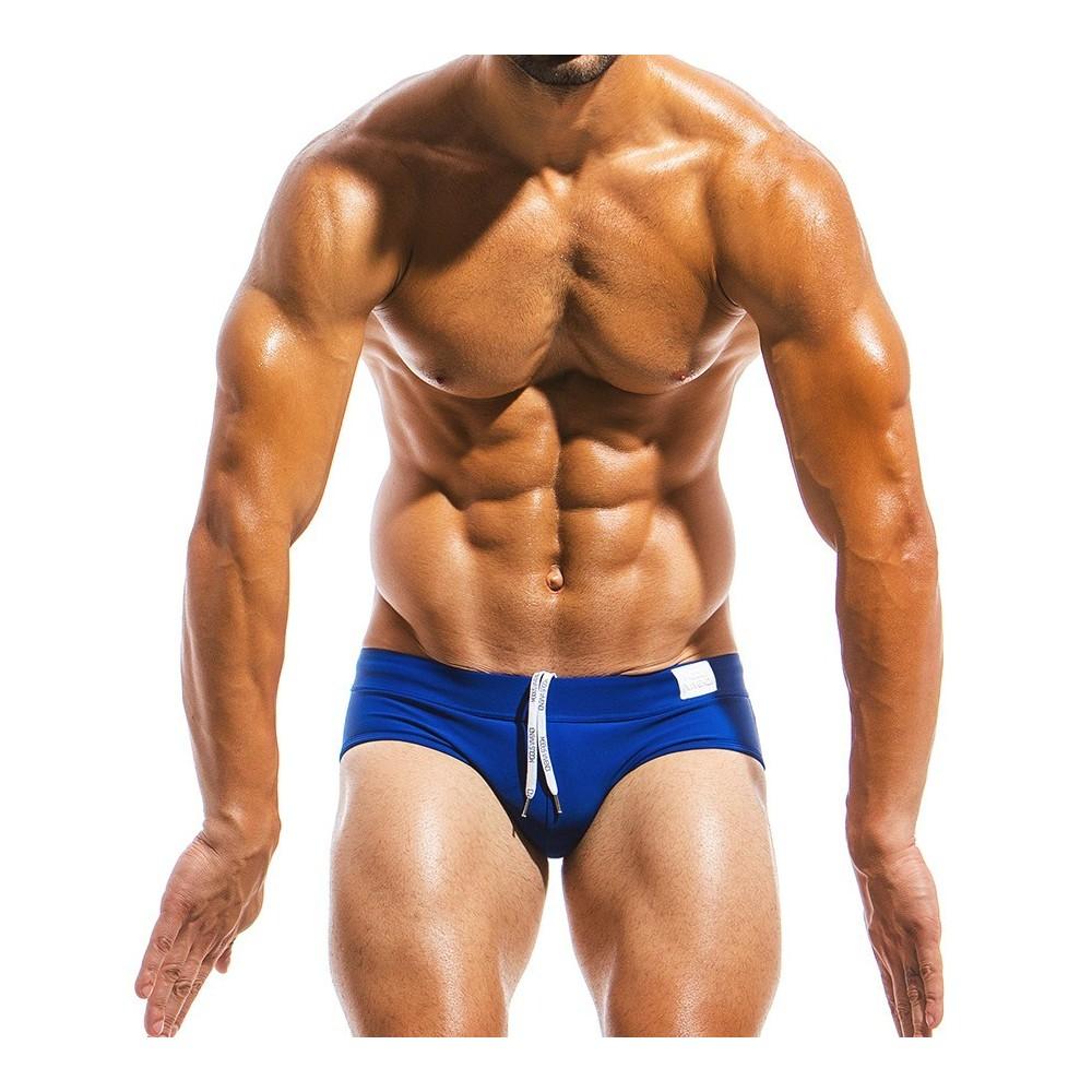 Men's Swimwear brief MS1811_blue