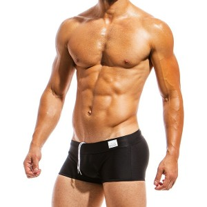 Men's swimwear Brazil Cut boxer MS1821_black