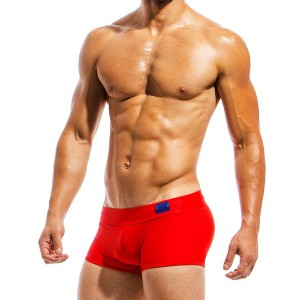 Men's swimwear Brazil Cut boxer MS1821_red