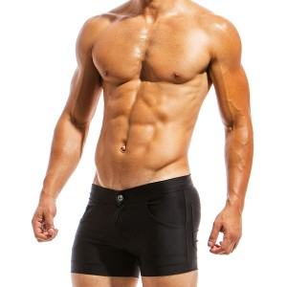 Men's swimwear short MS1831_black