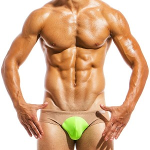 Men's Swimwear brief IS1812_lime