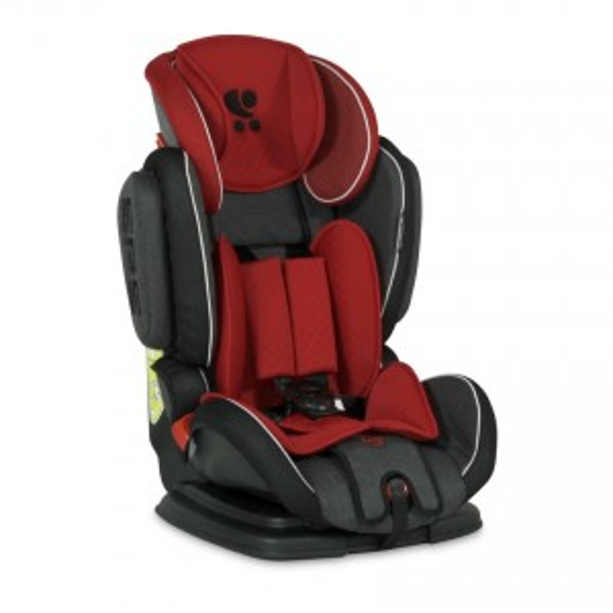 Car Seat  MAGIC+SPS Black&Red