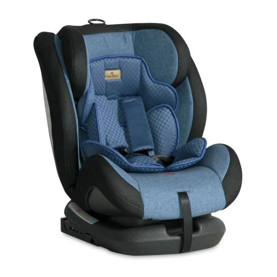 Children's Car Seat RIALTO Isofix 9-36 kg.Blue