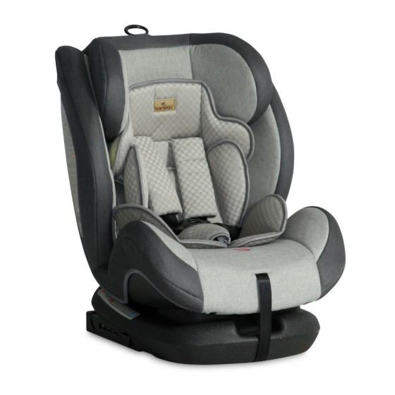 Children's Car Seat  RIALTO Isofix 9-36 kg.Grey