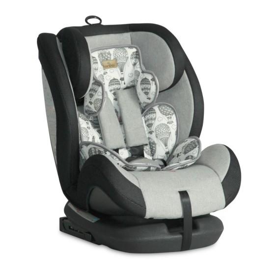 Children's Car Seat  RIALTO Isofix 9-36 kg.Black&Grey