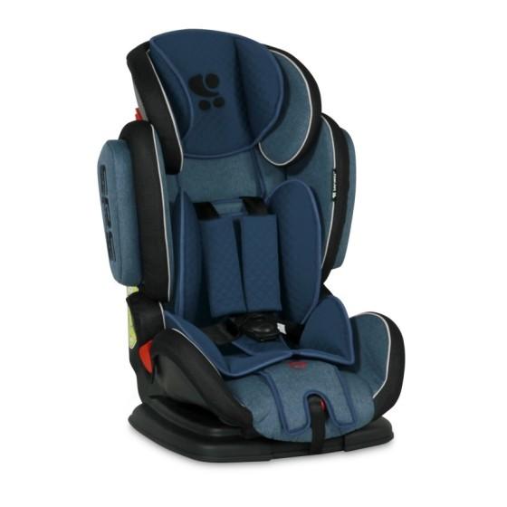 Children's Car Seat  MAGIC+SPS Blue 9-36 kg.