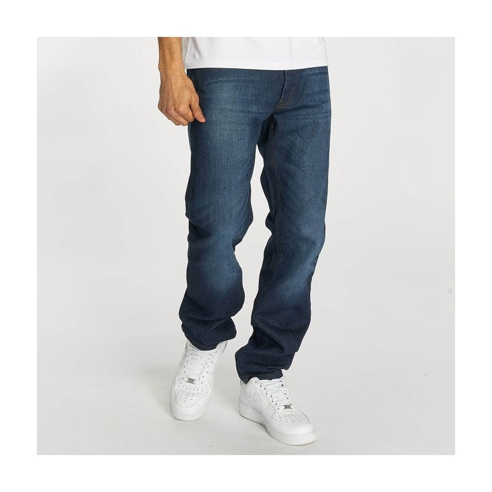 Urban Classic Men's Moletro Relax Fit Blue BIG SIZES