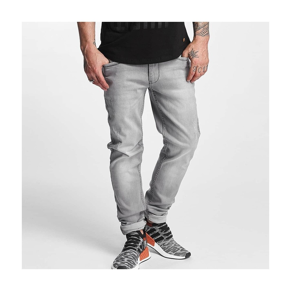 Urban Classic Men's JEAN PUNE King Sizes GREY