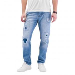 Urban Classic Men's  Jean's CHUCK LIGHT BLUE