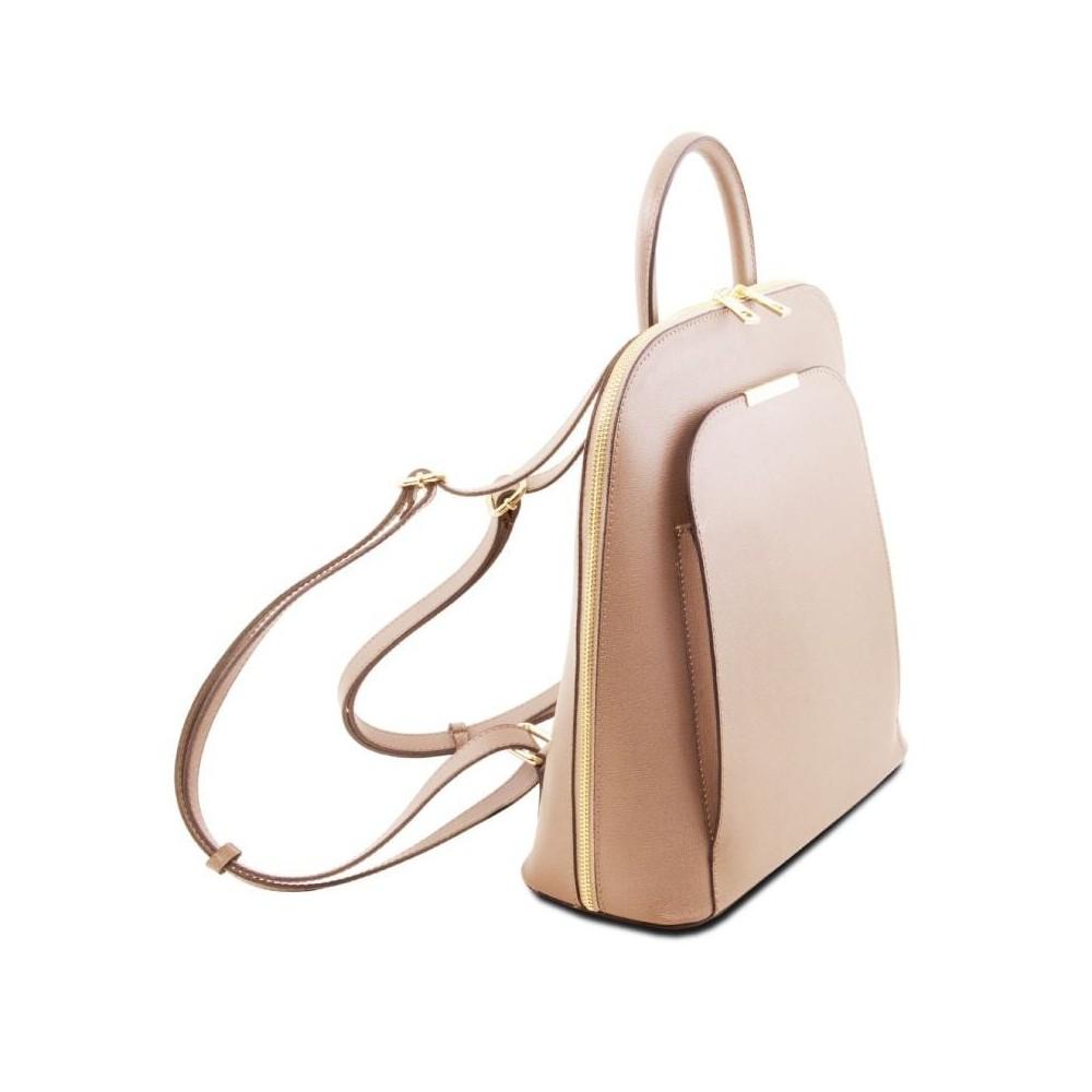 db4dd16dbd Γυναικεία Τσάντα Πλάτης Δερμάτινη