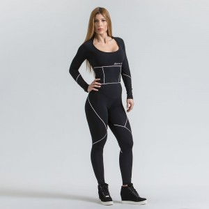Γυναικείο Dri-Fit Κολάν Active Flgure Line Black