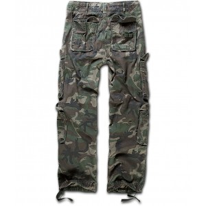 Men's Trousers Cargo Pure Woodland