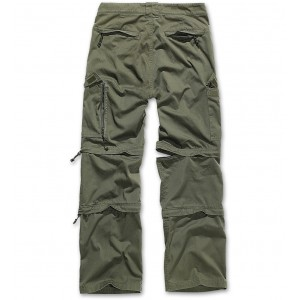 Men's trousers Cargo Savannan Trekking Olive