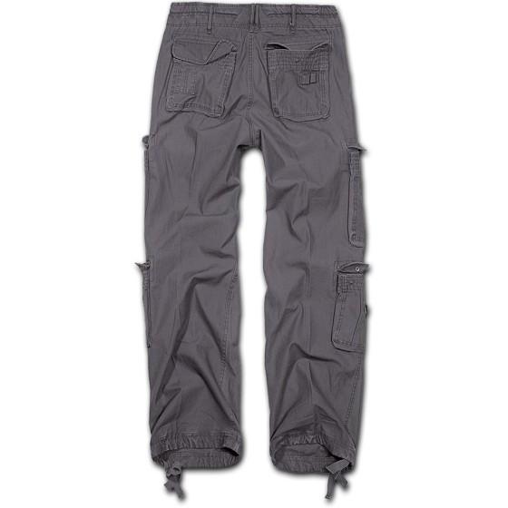 Men's trousers Cargo Savannan Trekking Grey