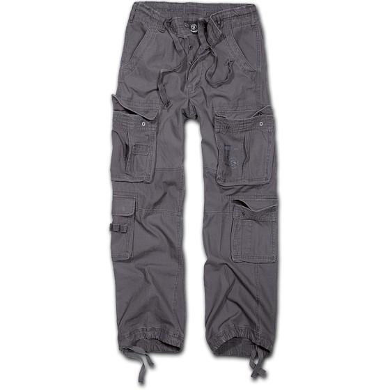 Ανδρικό παντελόνι Cargo Savannan Trekking Grey