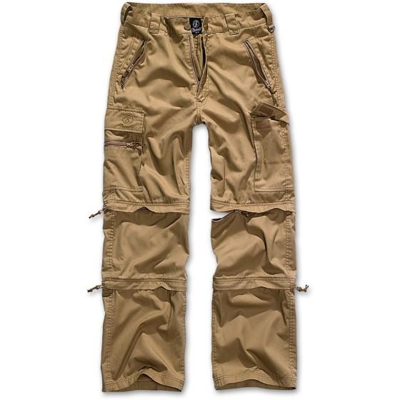 Men's trousers Cargo Savannan Trekking Camel