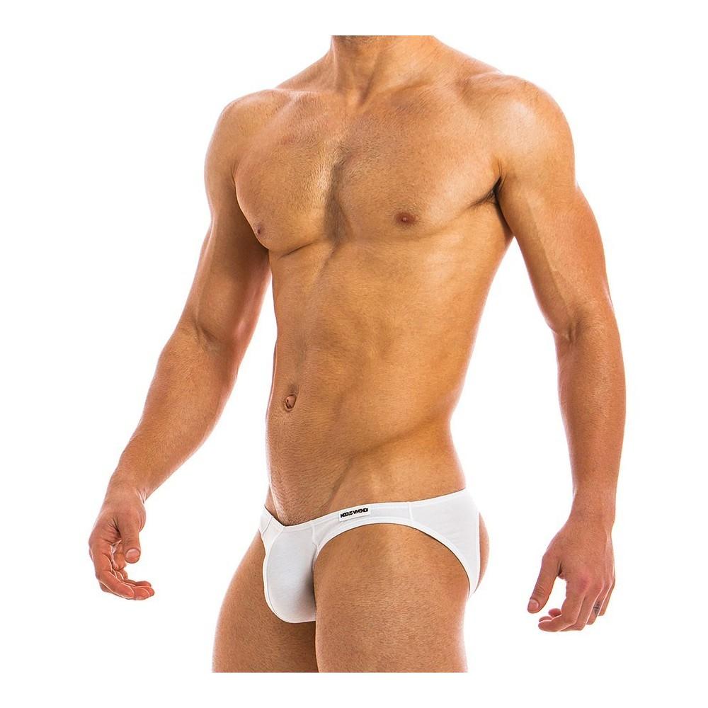Ανδρικό bottomless λευκό 09812_white
