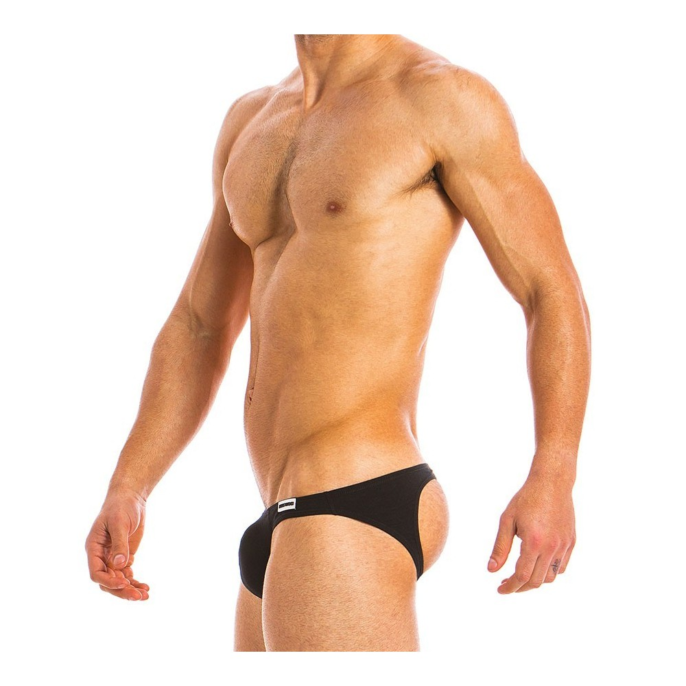 Men's bottomless 09812_black /S18