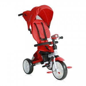 Tricycle  ENDURO Red
